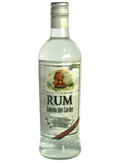 Galleon Silver Dry rum