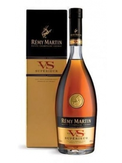 Remy Martin BC Superior cognac gift wrap