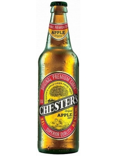 Chester`S sweet apple cider