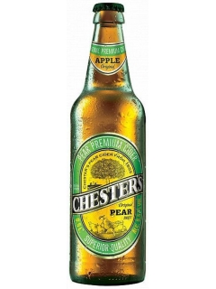 Chester`S Poire Pear cider carbonated sweet