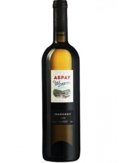 Abrau Chardonnay dry white table wine Abrau Chardonnay dry white table wine