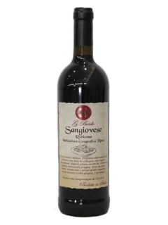 Sangiovese Rubicone red wine dry Sangiovese Rubicone red wine dry