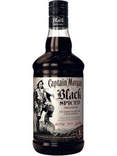 Captain Morgan Black Spiced Captain Morgan Black Spiced