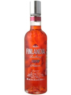 Finland Redberry alcoholic beverage with taste of cranberry
