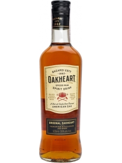 Oakhart Original drink alcohol based on rum