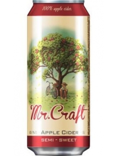 Mr.Craft cider semisweet