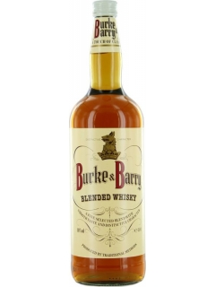 Barry Burke End blended whiskey