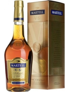 Martell VS cognac Gift Packaging