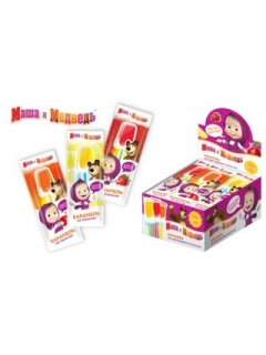Masha and the Bear Sweet pop Shipelka in Figure Gift Pack