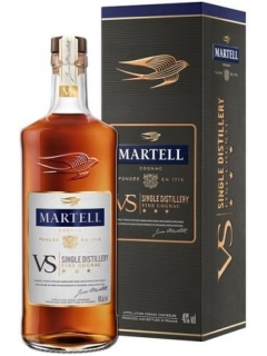 Martell VS Single Distillery, gift box