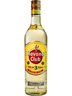 Havana Club Agnejo 3 years of rum