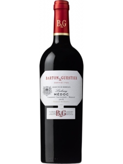 Big Medoc red dry wine Big Medoc red dry wine