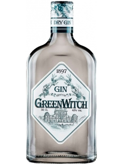 Green Witch Gin