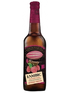 Raspberry Lambik honey drink
