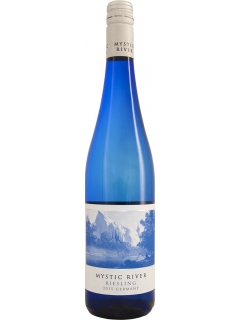 Mystic River Riesling wine white semi-sweet