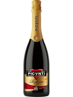 Picanti Rubino drink sweet wine carbonated