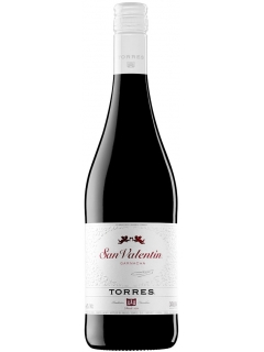 San Valentin Garnacha Catalonia DO red dry wine