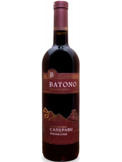 Batono Saperavi Wine Dining Red Dry