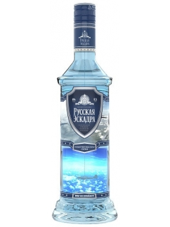 Russian Squadron Aircraft Vodka Limited Series