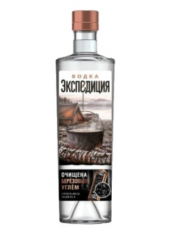 Vodka Expedition