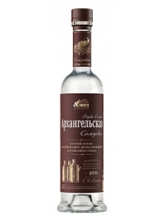 Archangelskaya malt vodka special