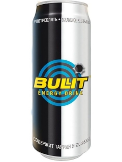 Bullet energy drink non-alcoholic