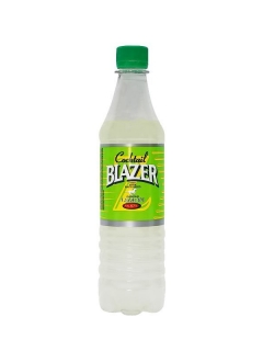 Beer Cocktail Blazer drink with lemon flavor