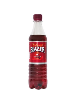 Beer Blazer drink cocktail with cherry taste