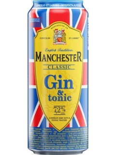 Gin And Tonic Classic Manchester