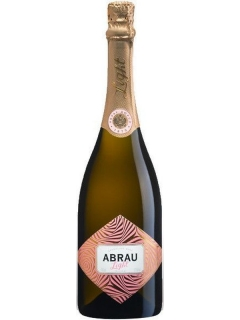 Abrau-Durso sparkling pink semisweet wine
