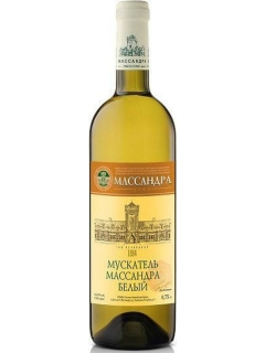 Muscatel Massandra wine drink white Muscatel Massandra wine drink white
