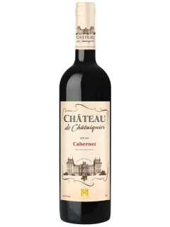 Millstream Chateau De Reel Cabernet dry red table wine Millstream Chateau De Reel Cabernet dry red table wine