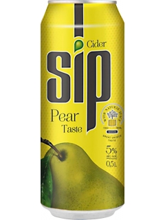 SIP pear cider bubbly sweet