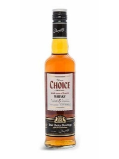 Your Choice with taste of Scotch Whisky 5