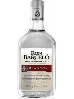 Barcelo Rum Blanco White