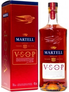 Martell VSOP Aged in Red Barrels gift box