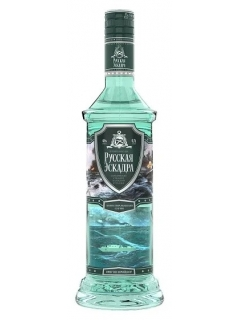 Russian Squadron Vodka Limited Series Ships